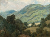 Emil Carlsen Rolling Hills, c.1907