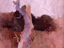 Emil Carlsen Tree Stump (Study), c.1910
