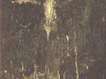 Emil Carlsen Tree Trunk (Study) c.1910