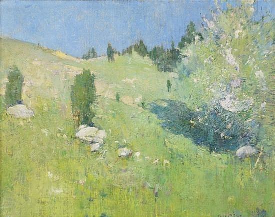 Emil Carlsen : Spring, 1915.