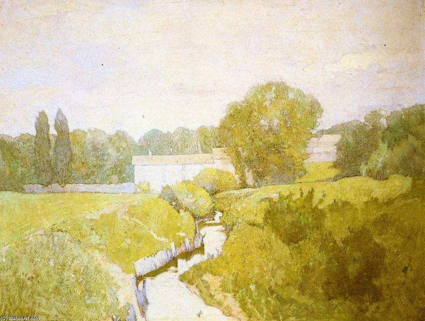 Emil Carlsen May, 1895