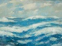 Emil Carlsen Mid-Ocean, c.1913