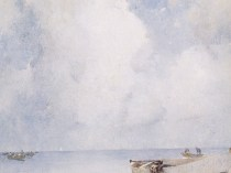 Emil Carlsen The South Strand, Skagen, 1909