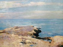 Emil Carlsen Barnacled Rocks, Isle of Shoals, 1920
