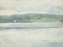 Emil Carlsen Calm Seascape, 1912