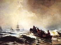 Emil Carlsen : On the Kattegat, 1877.