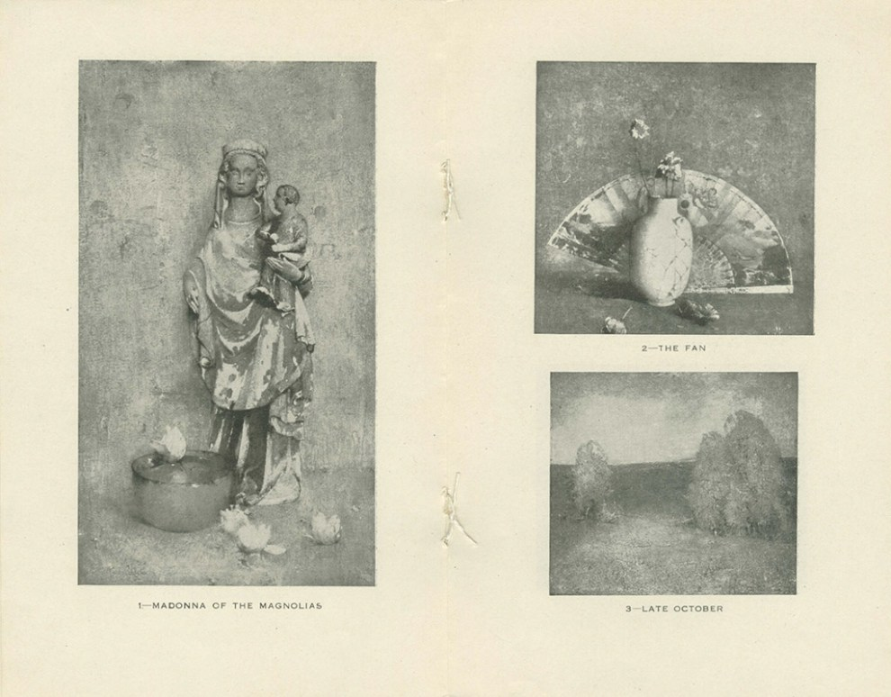 Loan exhibition of paintings by Emil Carlsen, N.A. : from the co