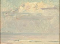 Emil Carlsen Study of Clouds, c.1909