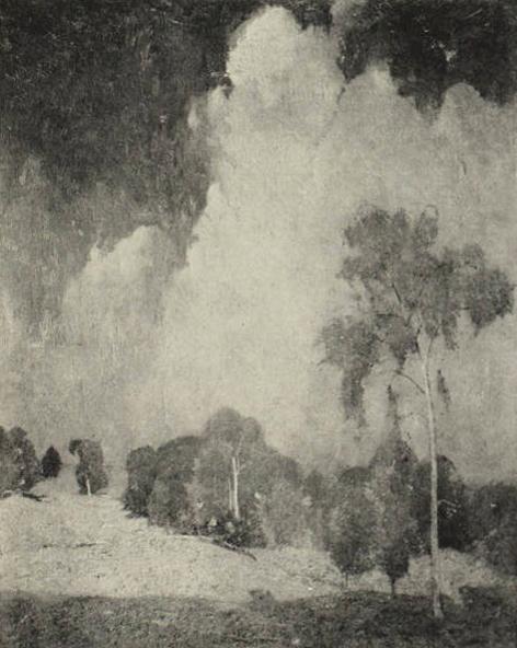 Emil Carlsen Landscape (164), 1907 (unlocated)