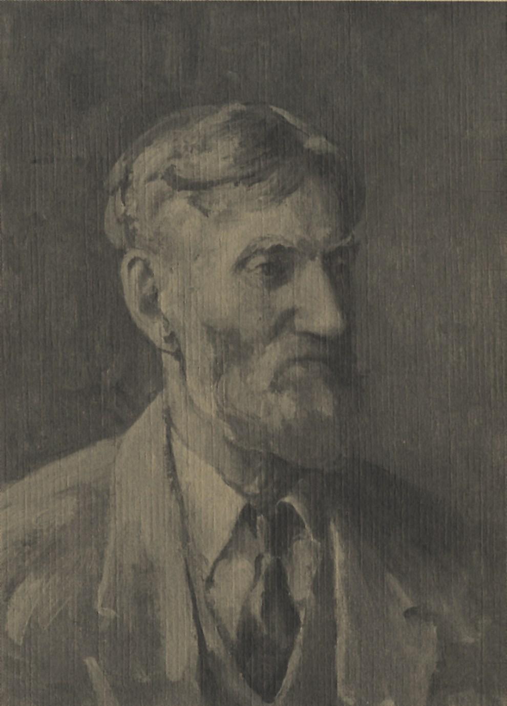 Emil Carlsen Self-Portrait, c.1920
