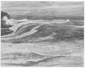 Emil Carlsen Surf, c.1909