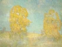 Emil Carlsen Sunlit Landscape, c.1904