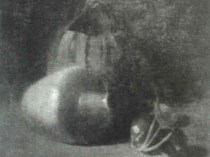 Still Life with Jug and Red Peppers, c.1892