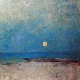Emil Carlsen Sand Dunes (aka: Morning, Marine), c.1907