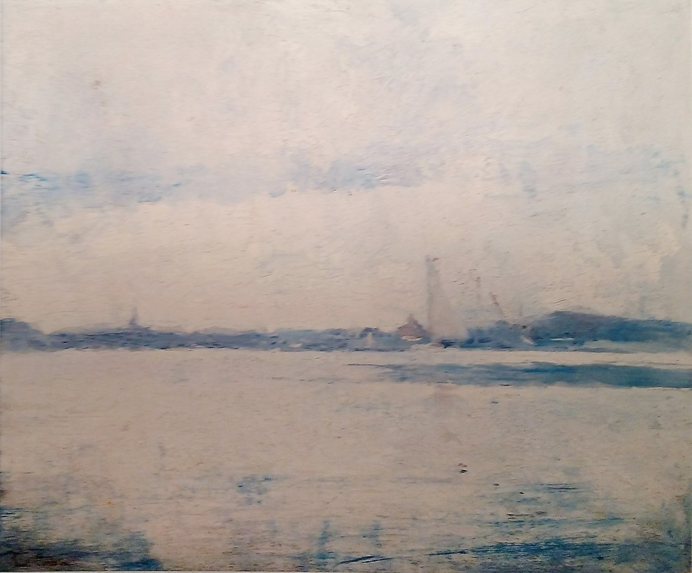 Emil Carlsen Danish Summer, 1907