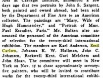 "The Princeton Alumni Weekly, ""The Alumni"", Volume 24, Number 8, page 171, November 21, 1923."