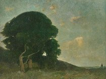 Emil Carlsen : Summer evening, 1904.