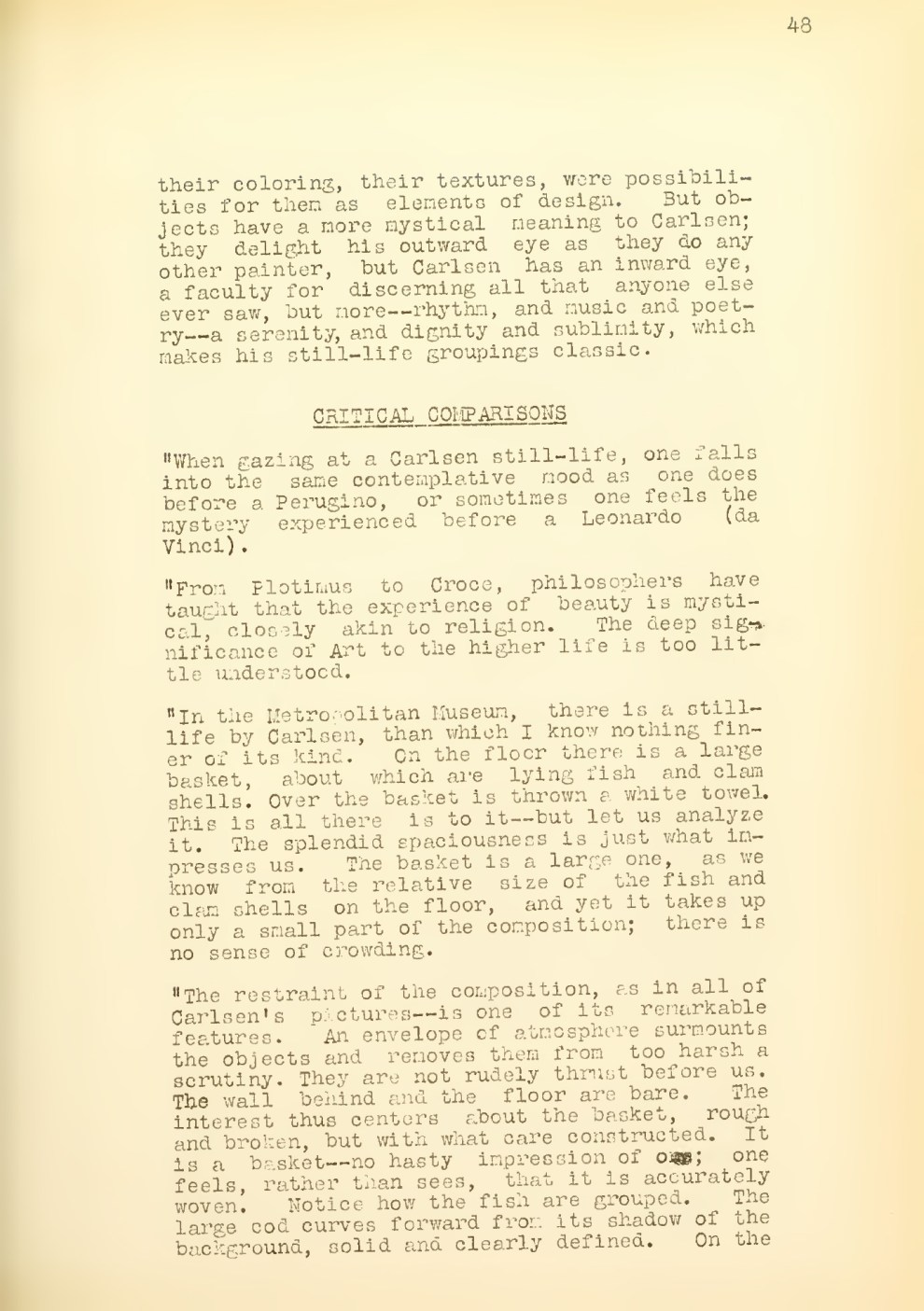 """""""W.P.A. Project 2871, OP 65-3-3632: Abstract from California Art Research"""" Edited by Gene Haily, Volume 5, pages 27-63"""