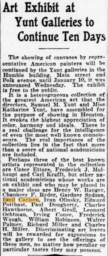 Houston Post-Dispatch, Houston, TX, Volume 40, Number 272, Edition 1, January 1, 1925