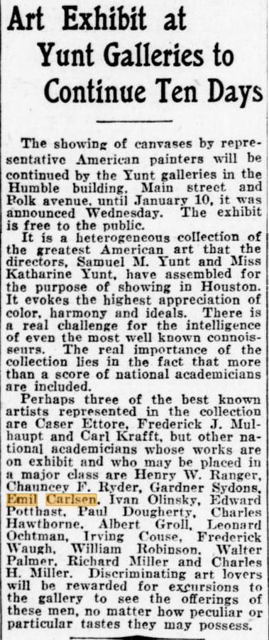 Houston Post-Dispatch, Houston, TX, Volume 40, Number 272, Edition 1, January 1, 1925