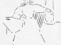 Emil Carlsen Portrait of a Woman, c.1896