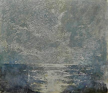 Emil Carlsen Calm Sea, Study, c.1916