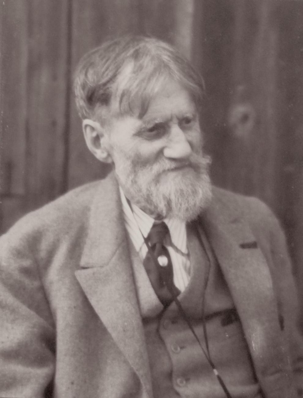 Emil Carlsen Photograph