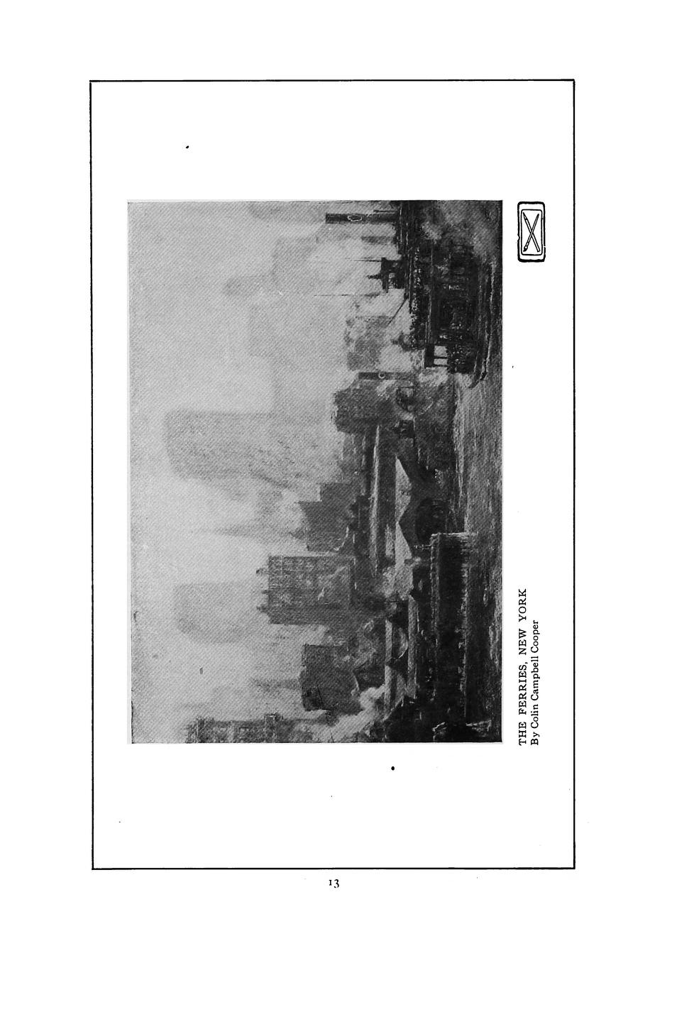 "Brush and Pencil, Chicago, IL, ""The Fine Arts at Worcester"" by George C. Henderson, January, 1905, Volume 15, Number 1, page 12-13, 15-17, 19-20, not illustrated"