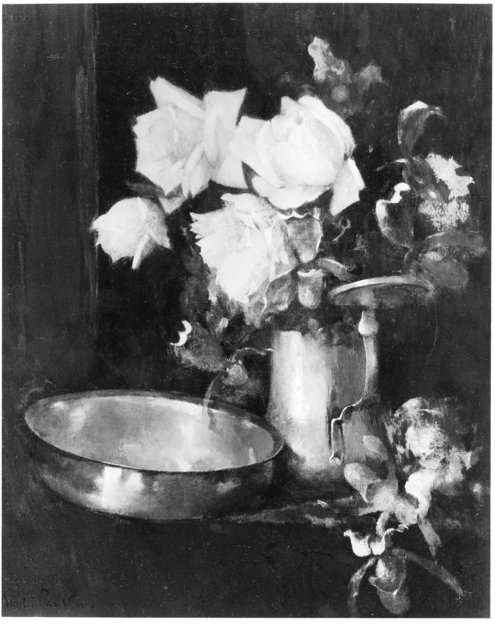 carlsen-emil-brass-bowl-and-flowers