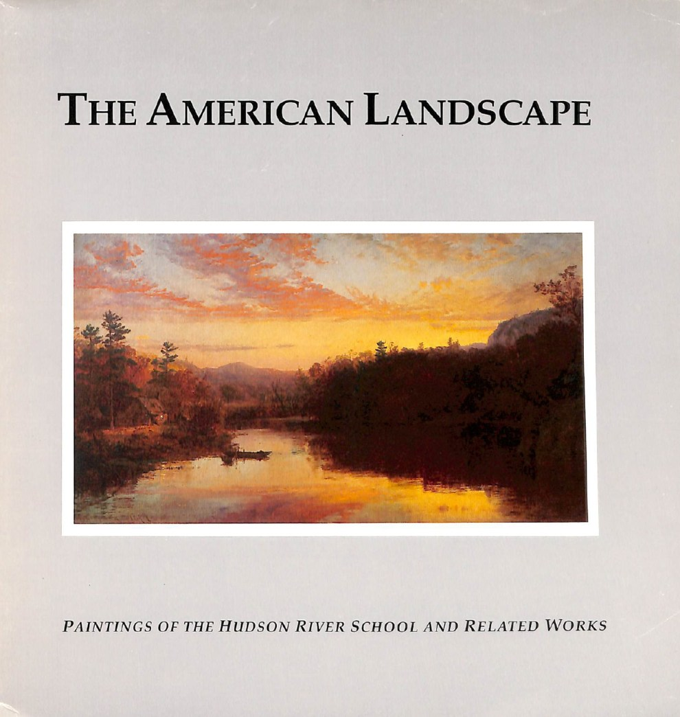 The American Landscape Altman Burke Fine Art Inc 1989-1990