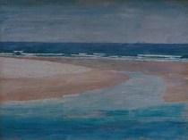 Emil Carlsen : Rising tide, ca.1910.
