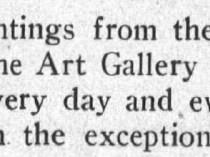 "Brooklyn Life, Brooklyn, NY, ""[untitled]"", Saturday, April 23, 1910, page 34."