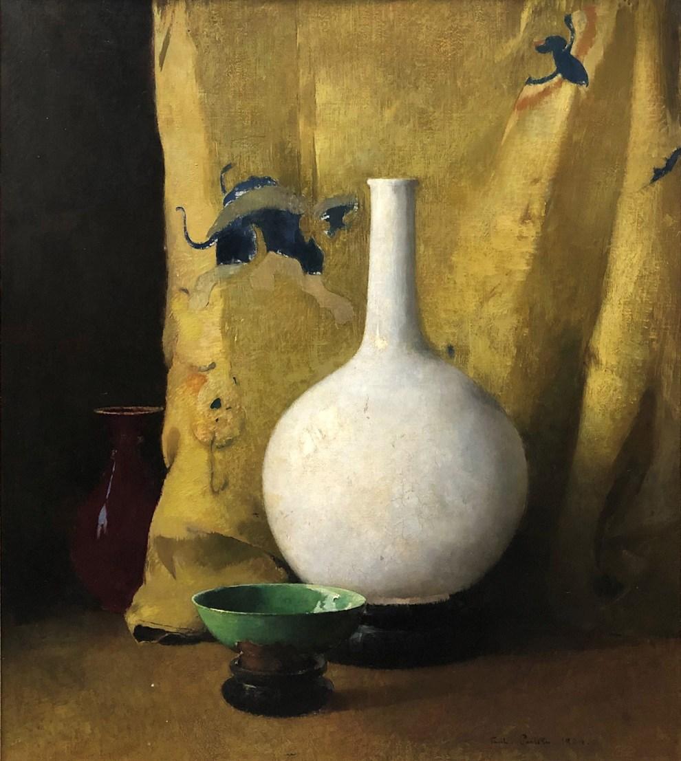 Emil Carlsen : Oriental still-life, 1904.
