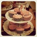 Festive cupcakes I made