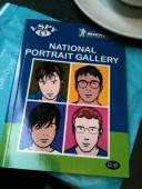 I-Spy the National Portrait Gallery