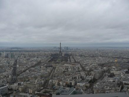 Paris is BIG!