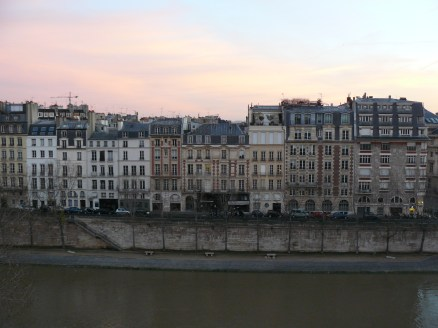 View from our hotel window - we could also see the Louvre, Sacre-Couer and Notre Dame