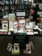 Nice little craft display in Waterstones Nottingham