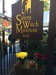 Salem Witch Museum