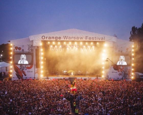 Muzyczna petarda, czyli Orange Warsaw Festiwal