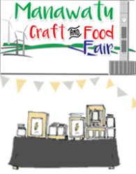Saturday 11th March 2017 : Manawatu craft and food fair
