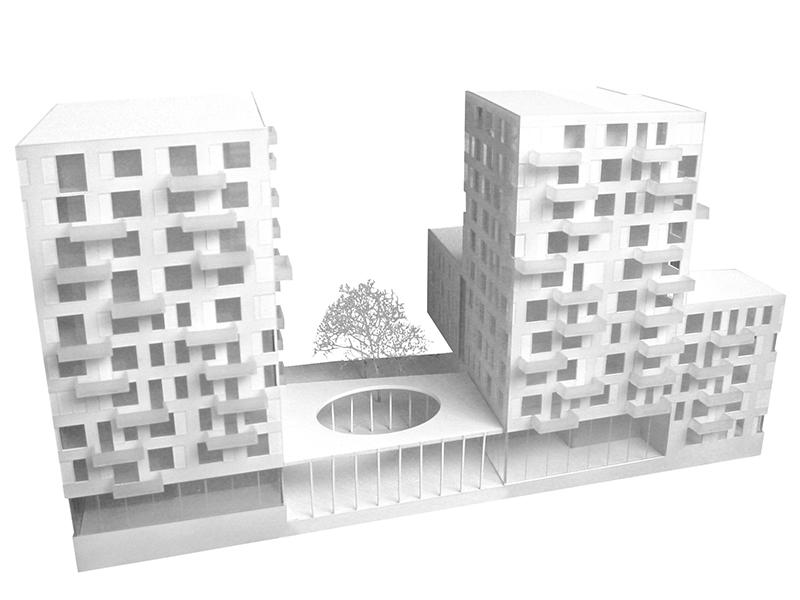 Pangalos & Dugasse / logements étudiants