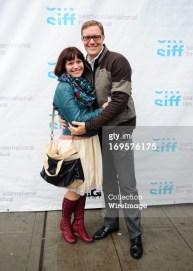 Emilie & Matt at SIFF 2013, Fly Films screening