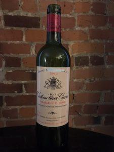 Château Vieux Chevrol Lalande-de-Pomerol 2010 wine bottle