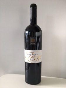 Meran Blauburgunder Zeno 2014 Wine Bottle