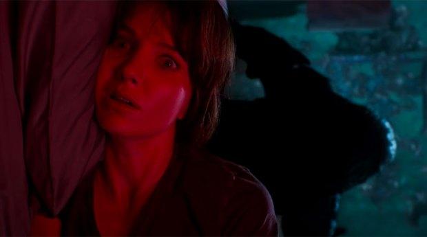 Annabelle Wallis in 'Malignant' (SOURCE: Warner Bros.)