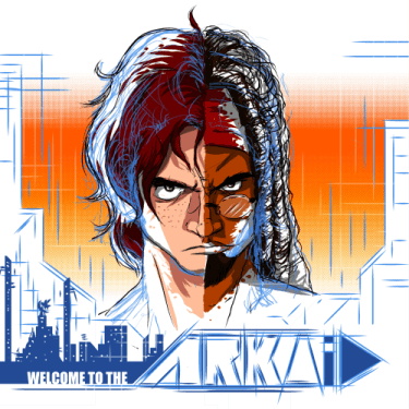 Welcome to The Arkaid - Cover Art