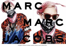 17 Instagram Winners for Marc by Marc Jacobs, shot by David Sims