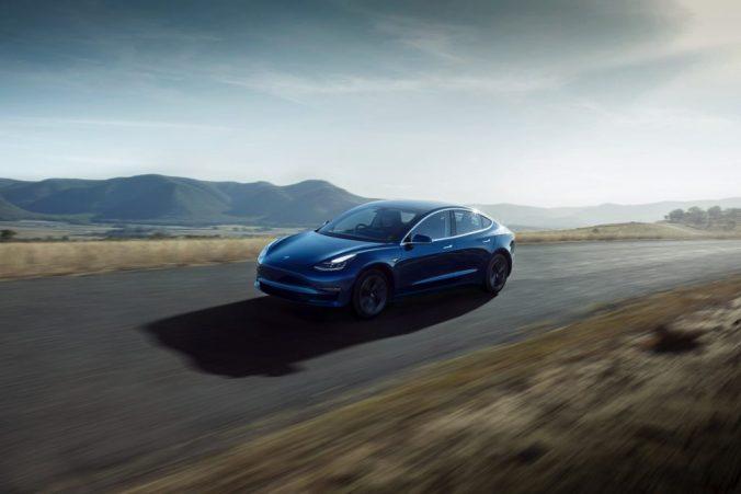 Tesla Model 3 hasta 600 km de autonomía WLTP.