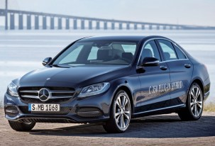 Mercedes-Benz Clase C 350 e Plug-in Hybrid